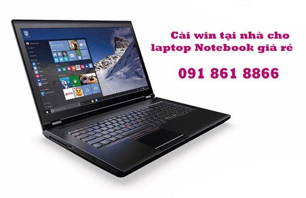 Cài win tại nhà cho laptop