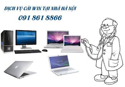 Cài win máy tính xách tay laptop