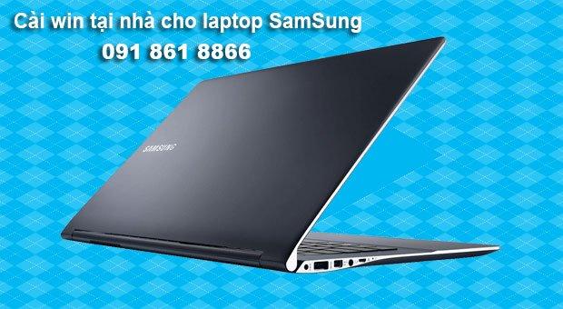 Cài win tại nhà cho laptop SamSung