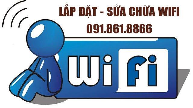Dịch vụ lắp đặt - sửa chữa wifi tại nhà