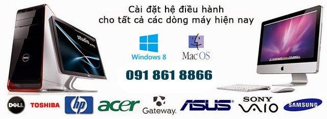 dịch vụ cài đặt driver máy tính