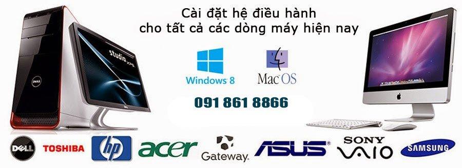 cài win cho máy tính mới mua