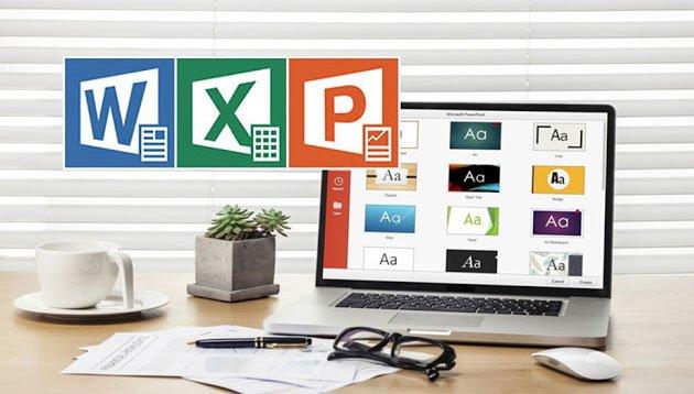 cài đặt phần mềm văn phòng tại nhà