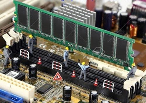 Dịch vụ thay thế nâng cấp RAM
