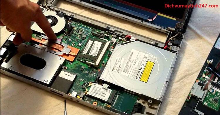 sửa chữa laptop tại nhà