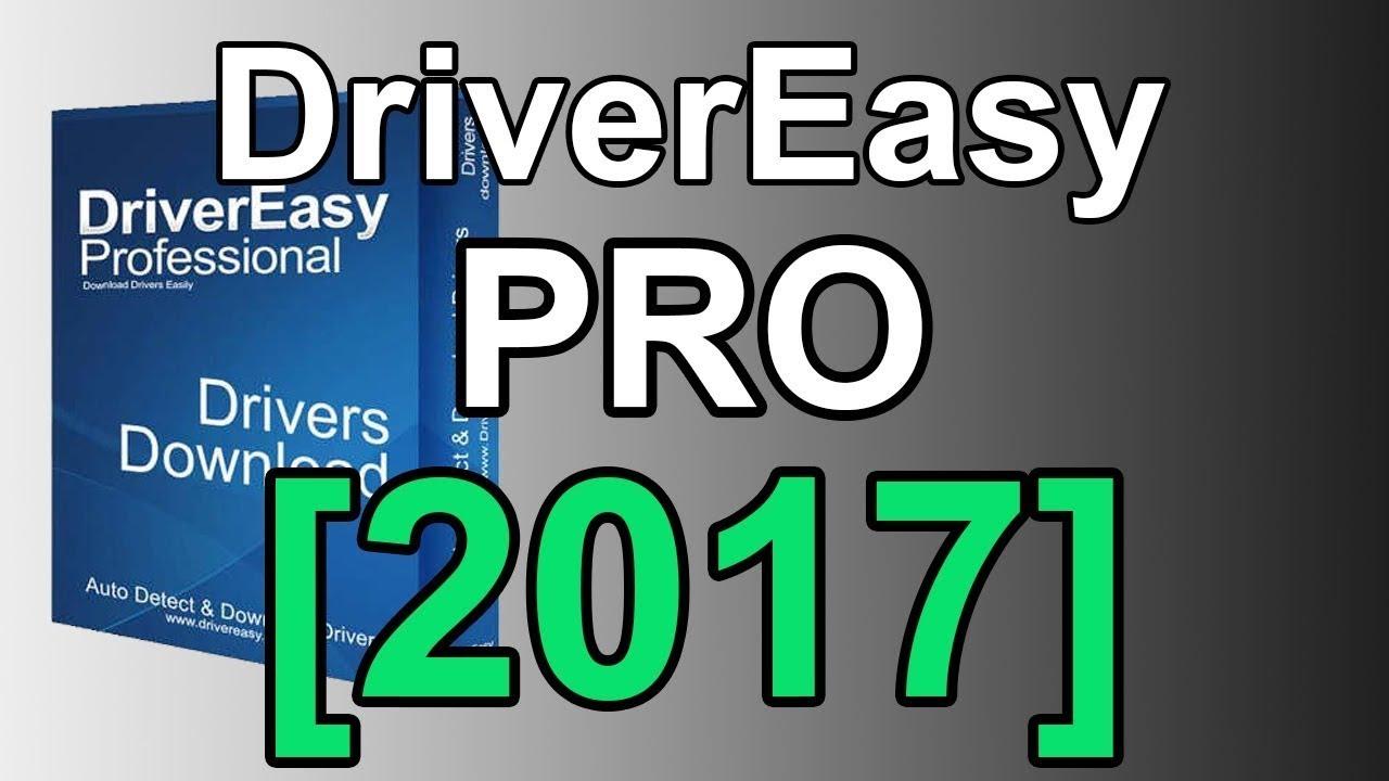 xin license key cho driver easy