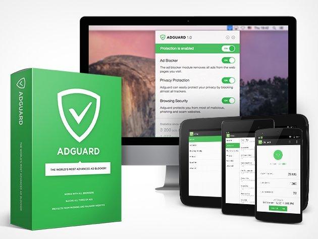Chia sẻ key bản quyền Adguard Premium 6.1 mới nhất