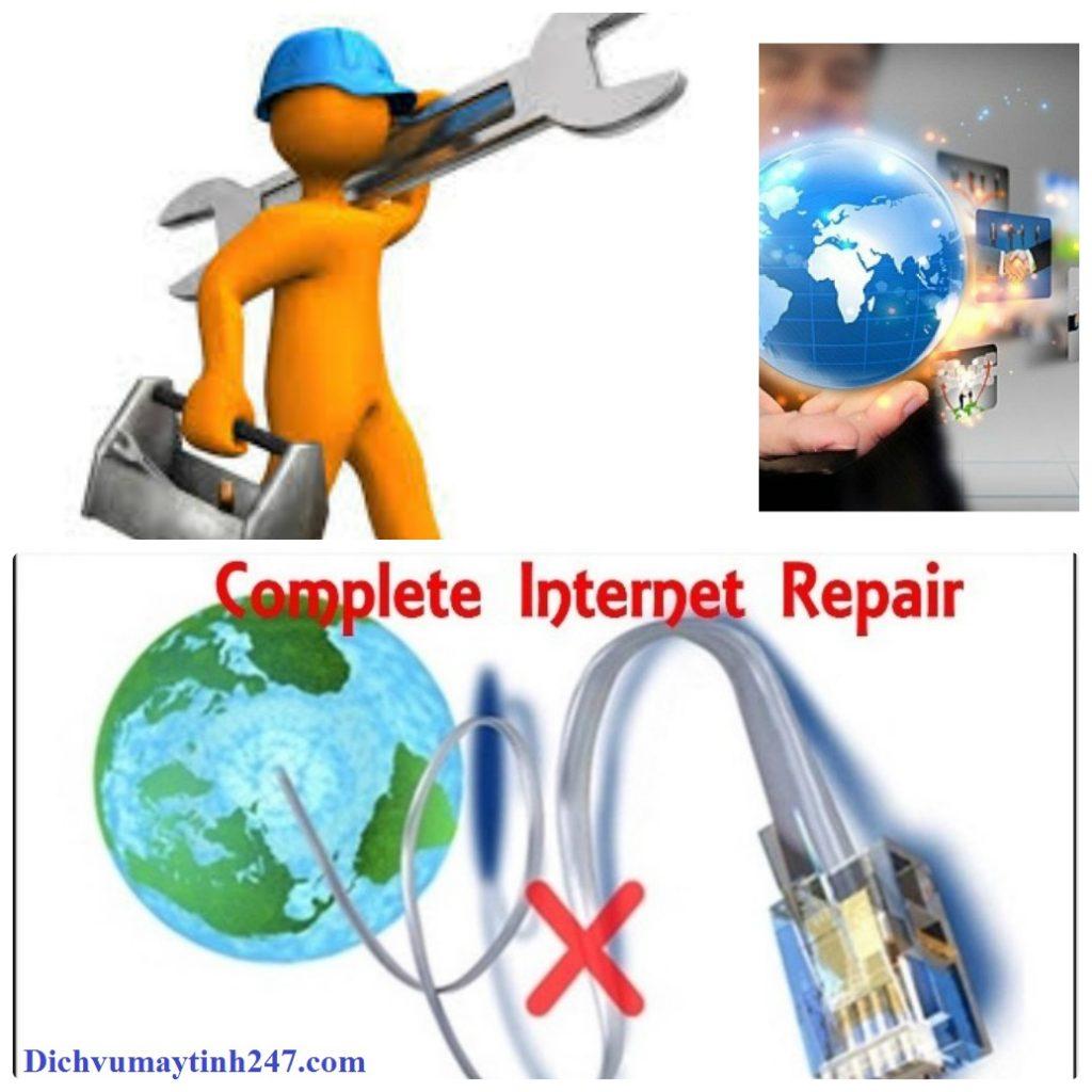 Tư vấn địa chỉ sửa chữa mạng internet, Wifi, Lan Uy tín ở Hà Nội ?