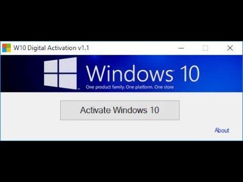 Hướng dẫn kích hoạt nhanh Windows 10 giấy phép kĩ thuật số (Digital